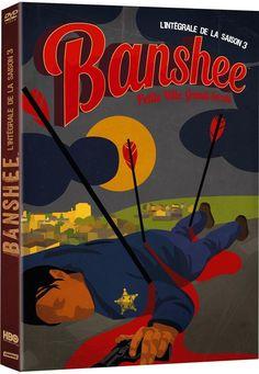 Banshee - Saison 3 (2015) - DVD Banshee NEUF SERIE TV