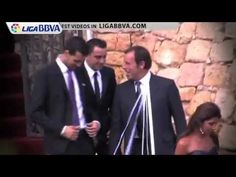 Iniesta Wedding - BBVA LIGA