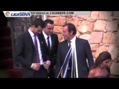 Iniesta Wedding - BBVA LIGA
