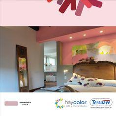 Más opciones con diferentes y novedosos usos del color rosa en www.tersuave.com.ar.  Habitaciones, Casas, Oficinas, Exteriores, Interiores, Muebles, etc. Todo podés renovarlo con Tersuave.