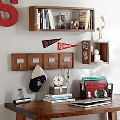Get inspired with teen bedroom decorating ideas & decor from Pottery Barn Teen. From videos to exclusive collections, accessorize your dorm room in your unique style. Boys Bedroom Furniture, Teen Furniture, Furniture Decor, Bedroom Decor, Wall Decor, Teen Bedding, Teen Bedroom, Pottery Barn Teen, Dorm Rooms
