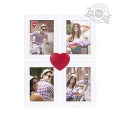 Frame Cuore 4x10x15 white - Balvi