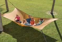 The Bunyanesque Hammock | 26 Things Every Lazy Person Needs This Summer