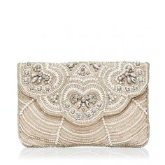 Evelyn Sparkle Clutch