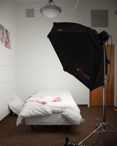 Sandra Coan, Studio Lighting for Film Photographers Toddler Photography, Newborn Baby Photography, Newborn Session, Photography Classes, Photography Camera, Photography Business, Photography Ideas, Studio Lighting Setups, Studio Setup
