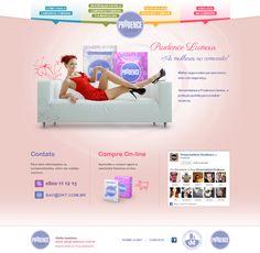 Site Prudence L'amour - Camisinha Feminina