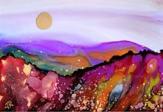 Alcohol Ink Art - Bing Images