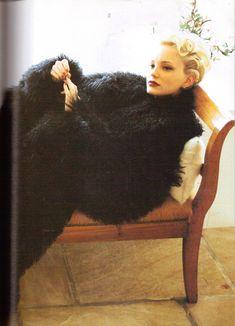 ☆ Jaime Rishar   Photography by Arthur Elgort   For Vogue Magazine Italy   August 1994 ☆ #Jaime_Rishar #Arthur_Elgort #Vogue #1994