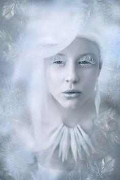 ice makeup | Tumblr