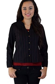 Ayurvastram Casual Pin tuck jacket