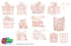 NZA! More sketches by petura on deviantART via PinCG.com