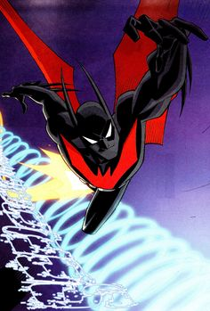 Batman Beyond by Thony Silas & Emilio Lopez