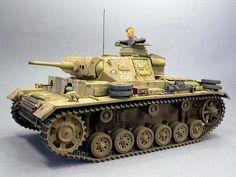 PANZERKAMPFWAGEN III Ausf J