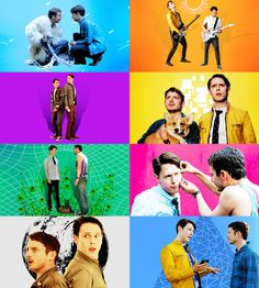 Dirk Gently's Holistic Detective Agency | Dirk and Todd