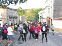 A V Andaina Popular de Negreira superouse en participantes
