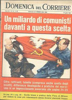 Domenica del Corriere e suas capas espetaculares