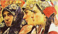 Three Ages, Fedir Krychevsky, Kyiv 1913