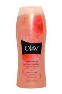 Olay Silk Whimsy Body Wash 23.6 FL OZ by Olay. $5.00. Body Wash. Olay Silk Whimsy Body Wash 23.6 FL OZ. This floral body wash with delicate rose extract and almond oil cleans and provides moisture leaving your skin fresh and soft.