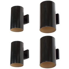 1 of 4 Large Industrial Sconces by Philips, 1960s   From a unique collection of antique and modern wall lights and sconces at https://www.1stdibs.com/furniture/lighting/sconces-wall-lights/