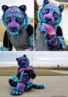 Galaxy tiger :3