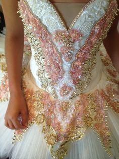 gorgeous tutu bodice I dream of a tutu like this one!!