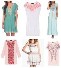 shopping vestidos estilo etnico