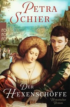 Lesendes Katzenpersonal: [Rezension] Petra Schier - Der Hexenschöffe
