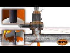 Hot Tapping, Line Stopping, Isolation and By-Pass Drilling Machine, Manual, Lighting, Hot, Youtube, Design, Textbook, Lights
