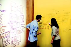 Workplace Element: IdeaPaint Walls