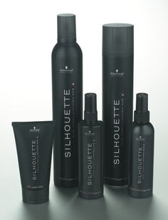 Silhouette. Schwarzkopf Professional. Available at Glo Cardiff 02921 328 099