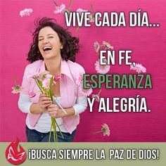 ¡Busca siempre la paz de Dios! #Dios #Fe #Esperanza #Católico #Iglesia #Católica #Faith #Jesús