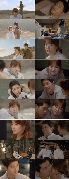 Descendants of the Sun (태양의 후예) Korean - Drama - Episode 16 - Picture