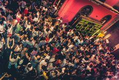 A festa B.L.E.S.S. completa 3 anos e comemora com 3 festas, todas com entrada Catraca Livre.