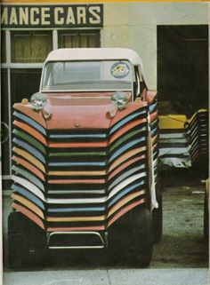 stacked vw manx bodys