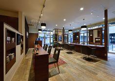 az hair &spa|設計・デザイン実績|WHATS Inc./株式会社ワッツ|美容室サロンの設計・内装・デザイン