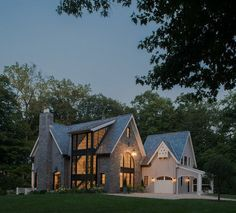 Modern Belgian Farmhouse Design