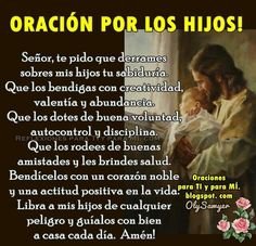 Amen y amen 👐👐 God Prayer, Prayer Quotes, Bible Quotes, Spanish Prayers, Catholic Prayers, Morning Prayers, Prayer Board, Prayer Warrior, Dear God