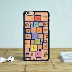Collage Matilda iPhone 6 Case Dewantary