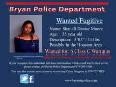 Shanall Moore has many Class C warrants