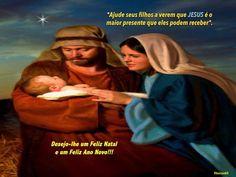 JESUS E O MAIOR PRESENTE DE NATAL