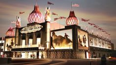 A look at the Corn Palace's exciting renovations!