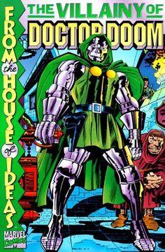 The Villainy of Doctor Doom (Marvel Comics)
