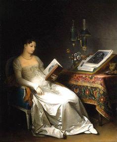 Marguerite Gérard (1791-1837).