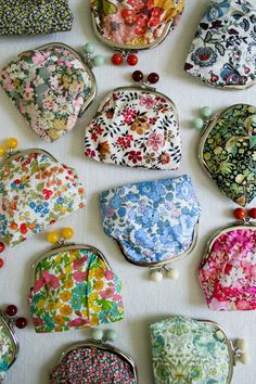 DIY Lovely Liberty Coin Purse Kits