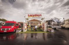 Truly the World's Largest Selection of RV Brands.   Lazydays is proud to offer the largest selection of the nation's best RV brands.