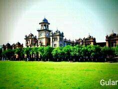 Fantastic beauty of Islamia college Peshawar Khyber Pakhtunkhwa Pakistan