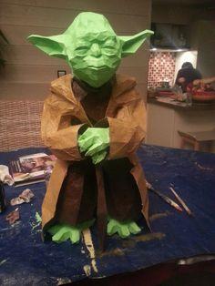 Yoda pepakura