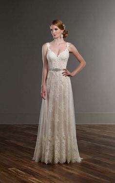745 Dreamy Wedding Dress by Martina Liana