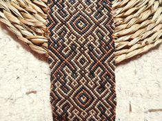 MUNAY Macrame Bracelet