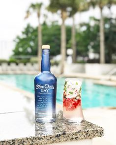 Delicious And Refreshing Elevated Mojito Cocktail Recipe Created Using Blue  Chair Bay (Kenny Chesneyu0027s Premium